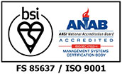 FS85637 / ISO9001