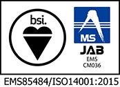 EMS85484 / ISO14001:2015